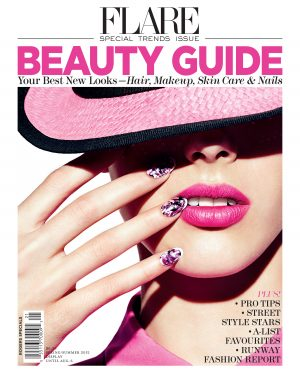 FLARE Magazine Spring 2012 Beauty Guide